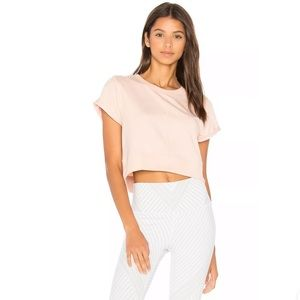 Free People Power T-Shirt Crew Neck, Short Sleeve